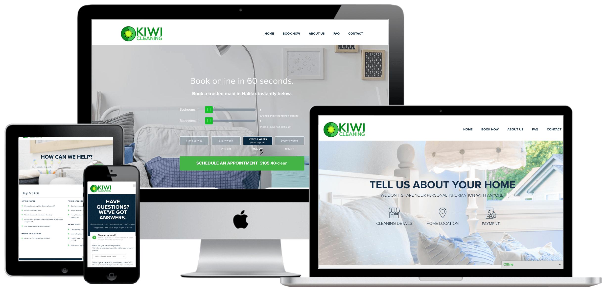 halifax website design